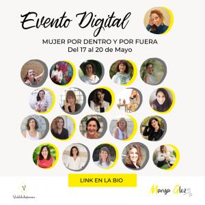 Evento Digital Mujer por dentro y por fueraEvento Digital Mujer por dentro y por fuera